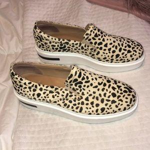 Shoes - Leopard sneakers